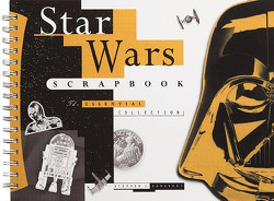 My Star Wars Scrapbook cover will be way cooler than this generic one...