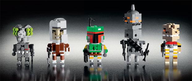 My dream come true--Bossk made of LEGOs!