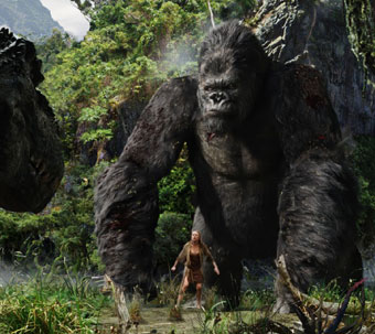 King Kong Vs Hulk Movie Vs