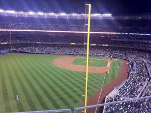 ...It's a field! A field!