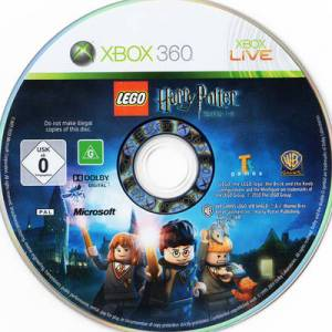 This game CD was forged through sorcery. Maybe.