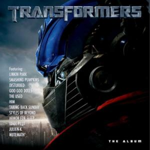 Transformers Movie Album