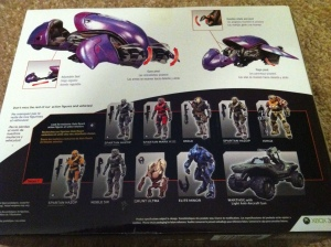 The Back of the Box of the Covenant Ghost