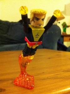 New Mutants Cannonball Minimate