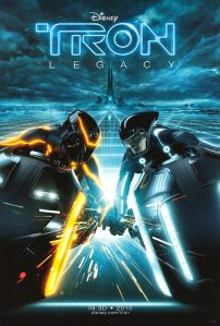 There are Light Cycles in this movie. In case you didn't know.