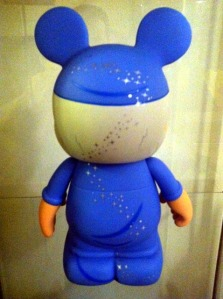 "Disney Vinylmation 9"" Merlin Back"