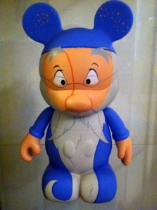 "Disney Vinylmation 9"" Merlin Figure Animation Series 1"
