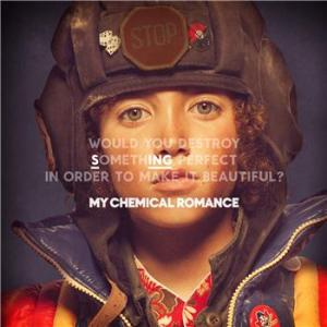 My Chemical Romance Sing Single Cover