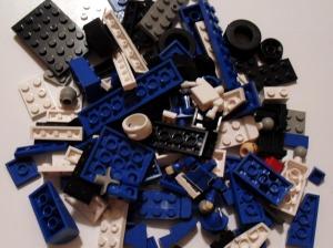 Transformers Mirage Kre-O Blocks Pile