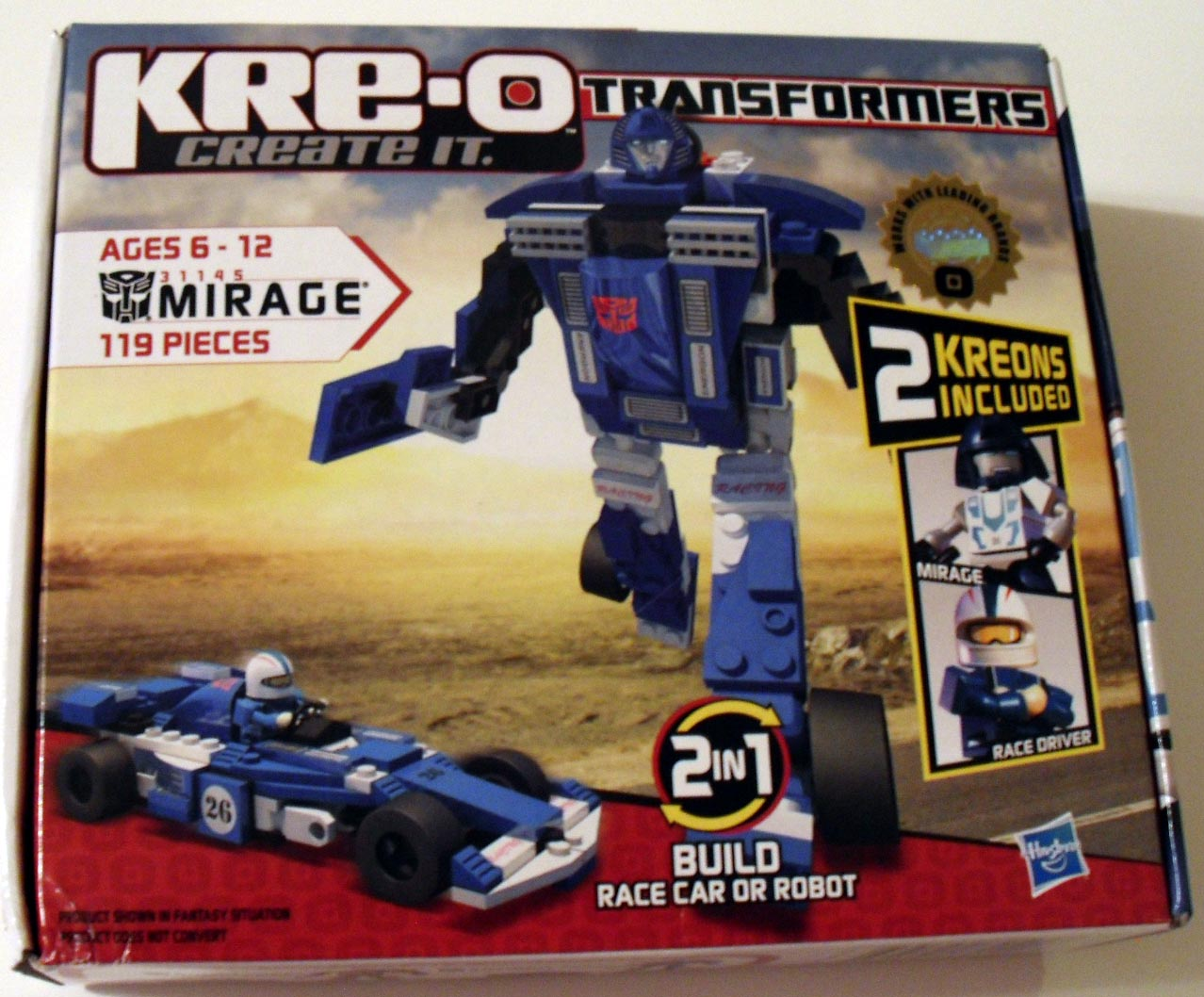 Toy Review Transformers Kre O Mirage Dabids Blog
