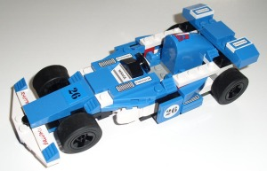Kre-O Mirage Car Mode