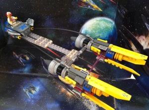 LEGO 7962 Anakin Skywalker's Podracer