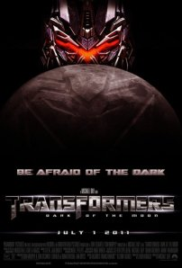 Transformers Dark of the Moon Shockwave Poster