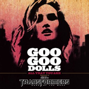 Transformers Dark of the Moon Carly All That You Are Goo Goo Dolls Cover