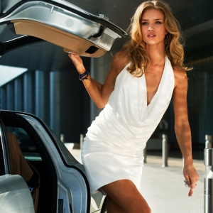 Transformers Dark of the Moon Rosie Huntington-Whiteley as Carly