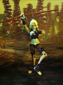 "Thundercats Cheetara 4"" Action Figure (Bandai)"