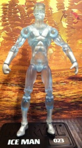 Marvel Universe Iceman Action Figure