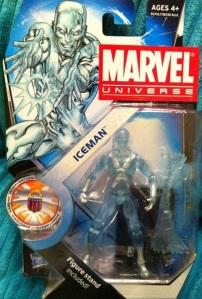 Marvel Universe Wave 16 Iceman (Hasbro)