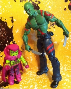 Drax the Destroyer Marvel Universe and Minimates