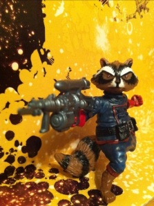 Rocket Raccoon Marvel Universe