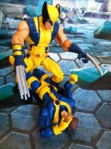 Astonishing Wolverine Marvel Universe Wave 16 (Hasbro)