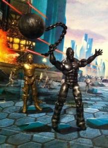 Absorbing Man Variant Marvel Universe Wave 16