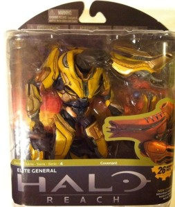 Elite General Halo Reach Series 4 (McFarlane Toys)