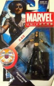 X-23 Marvel Universe Wave 15 Action Figure Hasbro