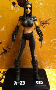 X-23 Marvel Universe Wave 15 Action Figure Hasbro