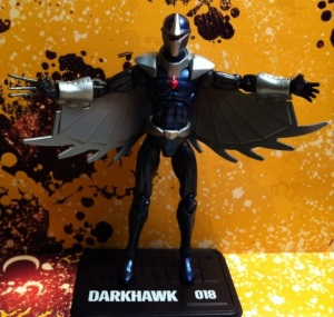 Darkhawk Marvel Universe Wave 15 Action Figure