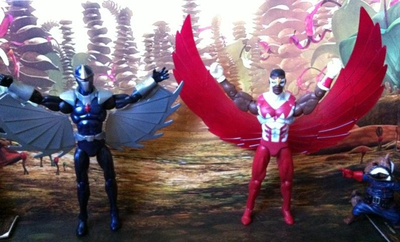 Darkhawk Marvel Universe Wave 15 Action Figure (Hasbro)