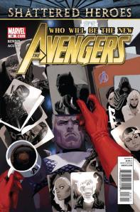 Avengers #16 Cover