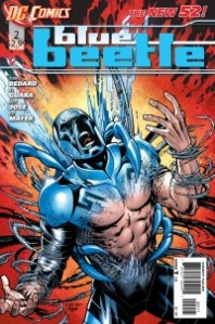 Blue Beetle #2 Cover