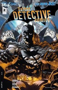 Detective Comics #2 Cover DC Comics New 52