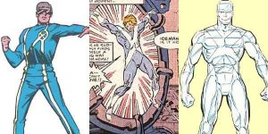 Iceman X-Factor Comic Panels