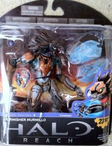 Halo Reach Series 5 Skirmisher Murmillo Action Figure McFarlane Toys