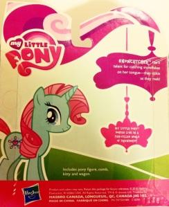 Snowcatcher Cardback My Little Pony Friendship is Magic Wave 4