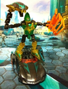 Beast Wars Quickstrike Riding Darksteel Transformers 3 Dark of the Moon Deluxe