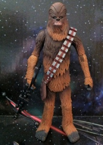 Star Wars Clone Wars Chewbacca Action Figure