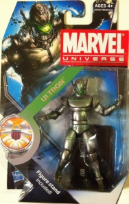 Marvel Universe Ultron Action Figure Wave 15 Packaged