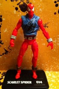 Marvel Universe Scarlet Spider Action Figure Wave 14