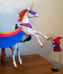 Swiftwind Masters of the Universe Classics Winged Horse