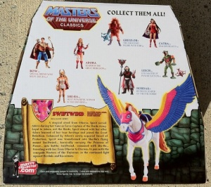 Swiftwind Masters of the Universe Classics Packaged
