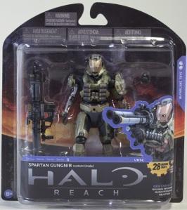 GUNGNIR Custom Spartan Halo Reach Series 5
