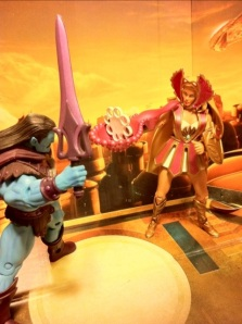 Keldor vs. Bubble Power She-Ra 2.0 Masters of the Universe Classics Action Figure