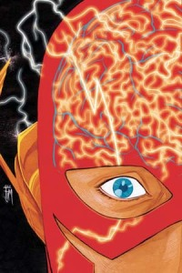 Flash #2 Cover (DC Comics New 52)