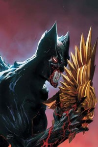 Savage Hawkman #2 Cover (DC Comics New 52)