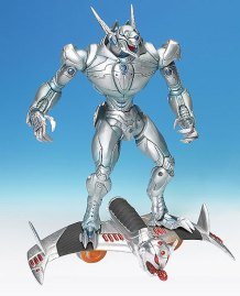 Toybiz Marvel Legends Ultron