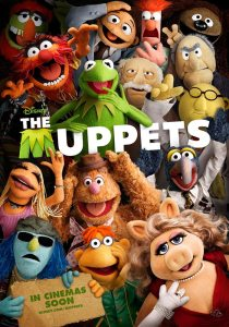 """The Muppets"" Movie Poster (2011)"