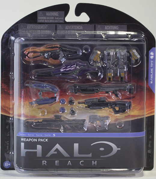 Halo Reach Elite Weapons Halo Reach Weapons Pack Toys